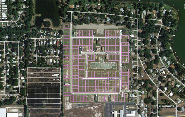 St James Crossing Development , Winter Haven