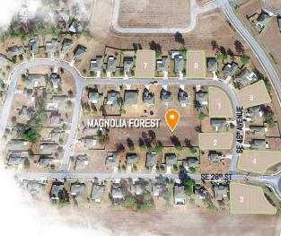 Magnolia Forest, Ocala